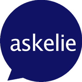 askElie speech bubble
